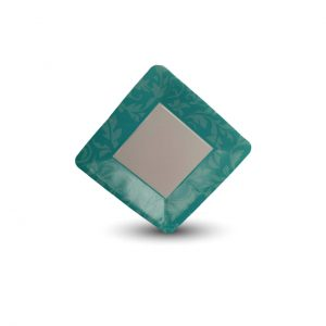 turquoise-square-plate